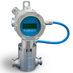 Chemical injection - kjemisk injeksjon - low flow meter