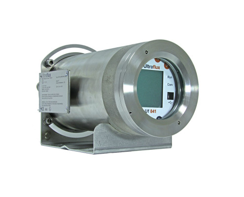 Ultrasonic clamp on flowmeter - AISI 316 enclosure ultrasonic flowmeter